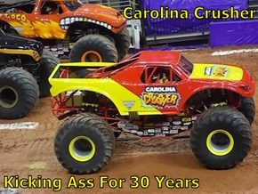 Carolina Crusher  Kicking Ass For 30 Years