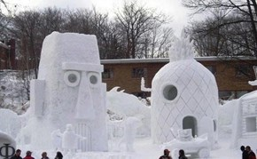 Who Lives in an Igloo at Zero Degrees?