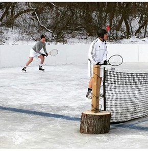 The Winter Freeze Brings in Some New Sports