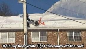 It's Snow Problem!
