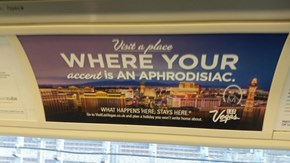 British Travel Ads Hope You Get Some