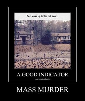 MASS MURDER