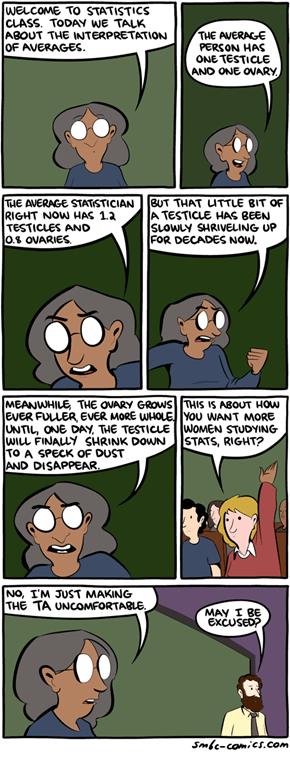 Statistical Gender
