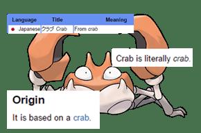 Krabby's True Secret