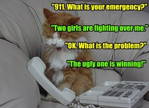 That's A Real Emergency!
