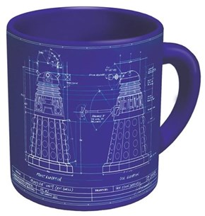 How To Make a Dalek On Your Mug