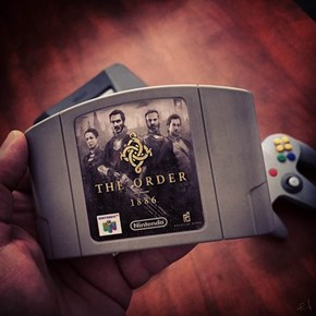 The Order: 1864