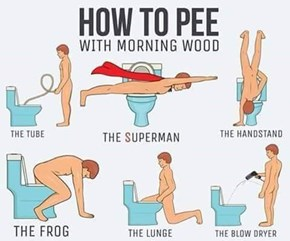 A Little Tip for the Gents