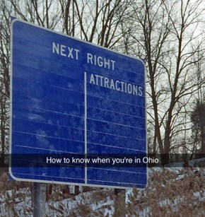 Welcome to the Buckeye State!