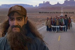 The Walking Kenny