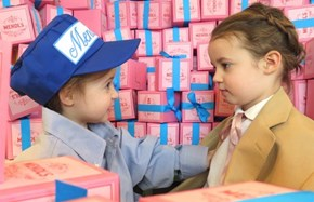 Kids Replicate Scenes From This Year's Oscar Nominees