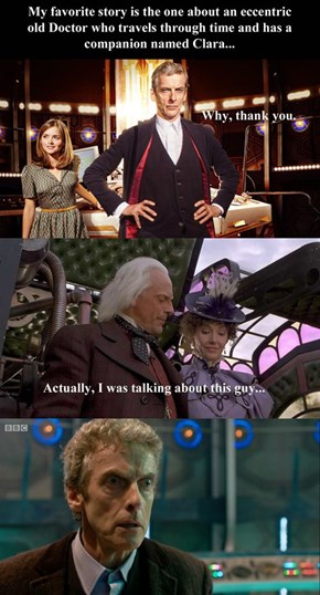 There's a New Time Lord In These Parts