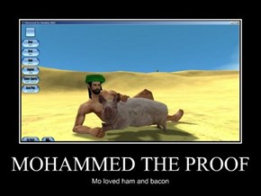 MOHAMMED THE PROOF