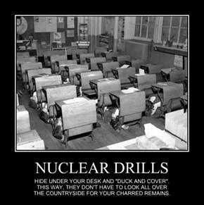 NUCLEAR DRILLS