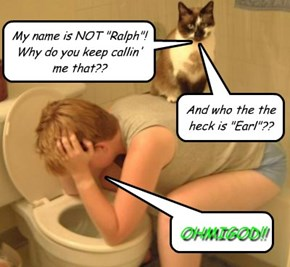 """My name is NOT """"Ralph""""! Why do you keep callin' me that??"""