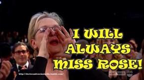 Meryl Streep's Secret Confession