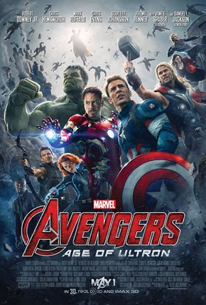 5 Posters Marvel Should Have Used For Avengers: Age of Ultron