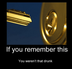Nope, Don't Remember That at All