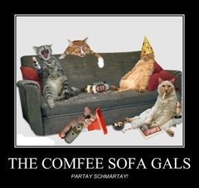 THE COMFEE SOFA GALS