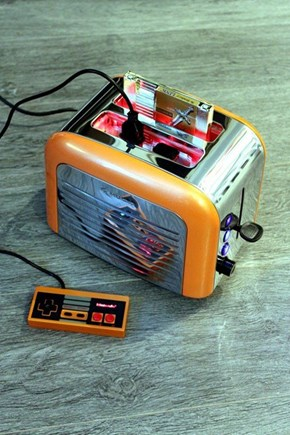 The Legend of Toaster: The Adventures of NES