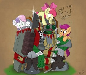 Cutie Mark Crusaders, Humie  Crushers