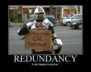 Robots Replacing Robots