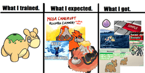 Numel is Secretly the Better Pokémon