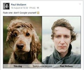 Paul McGann Has Been Getting Too Close To the Memes