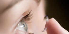 Researches Have Created Zoom Lens Contact Lenses
