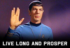 The Star Trek Family Takes to Social Media In Tribute to Leonard Nimoy