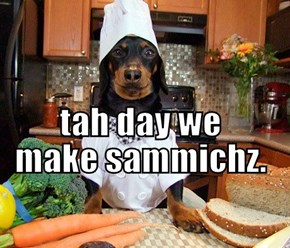 Let's Make Sammiches!