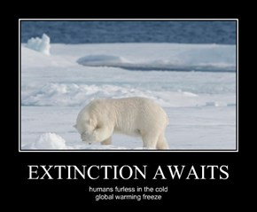 EXTINCTION AWAITS