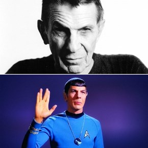 One To Beam Aboard: Leonard Nimoy Dies at 83