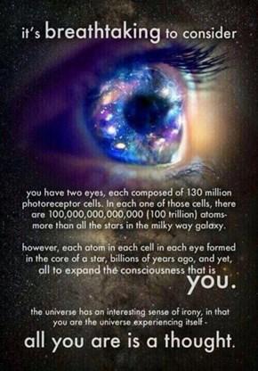 A Breathtaking Realization