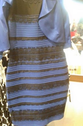 So Really, What Color is This Dress?