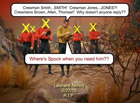 Red Shirt Theory is a Sure Thing.