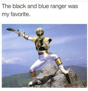 He Was Best Ranger