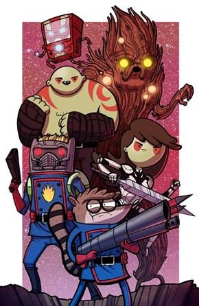 Regular Guardian Warriors of the Adventure