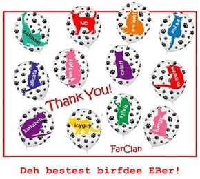 Deh bestest birfdee EBer!