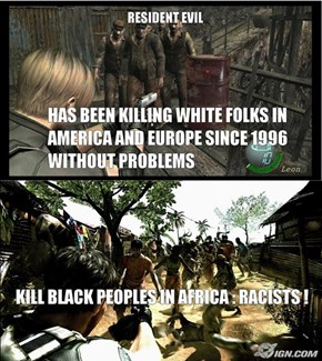 Racism in Video Games