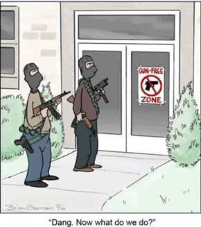 Gun-Free Zones Are Powerful