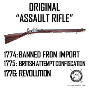 Before There Was the Second Amendment, There Was This