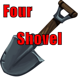 Four Shovel