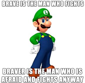 Luigi is Numbah One
