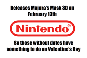 Nintendo's Valentine's Day Gift to Us