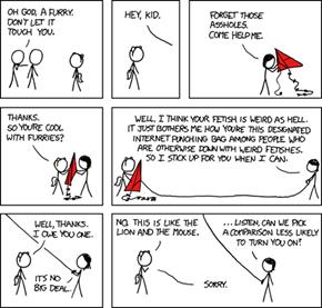 Internet Punching Bags