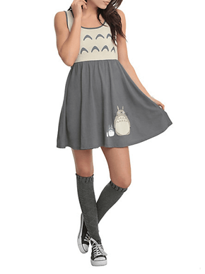 Finally, an Adorable Dress For Totoro Fans