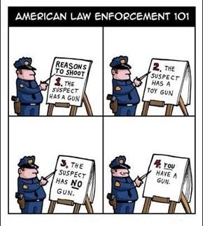 American Law Enforcement 101