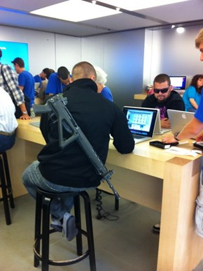Out-Murica'ed: An Apple Store in Switzerland