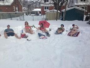 Spring Break for Canadians